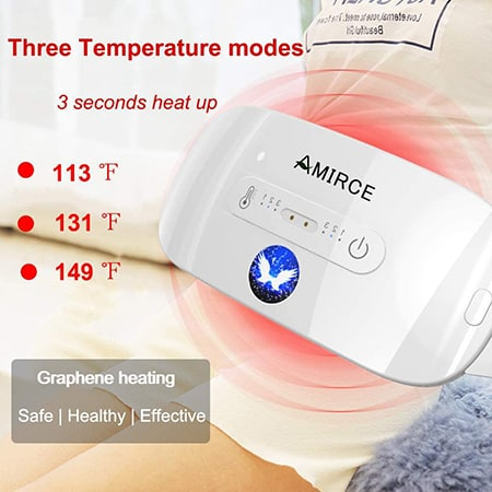Amirce electric menstrual heating pad