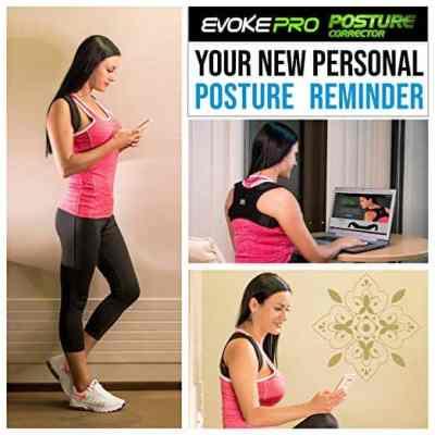Evoke Pro Back Posture Corrector