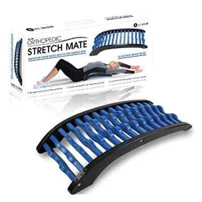 U.S. Jaclean - Orthopedic Back Stretching Support Stretch Mate