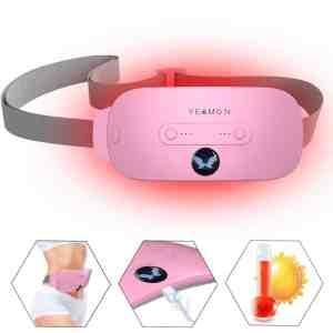 Yeoman menstrual heating pad for abdominal pain