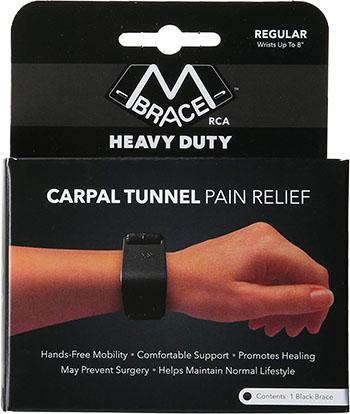 M BRACE RCA Carpal Tunnel Wrist Brace