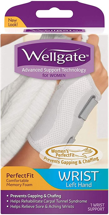 Wellgate Perfect Fit Wrist Support