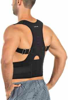 Soft cell Posture Correction Back Brace