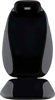 Homedics shiatsu heated massage cushion