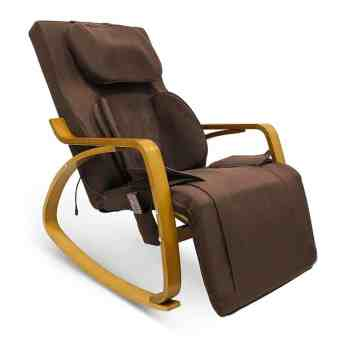 Furgle massage chair with air compress