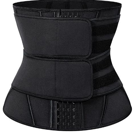 Miss moly waist trainer sports workout corset