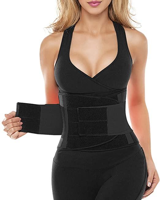 SHAPERX Women Waist Trainer Belt