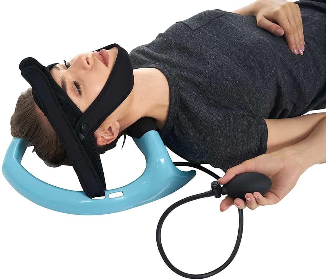 Posture Neck Exercising Cervical Spine Hydrator Pump