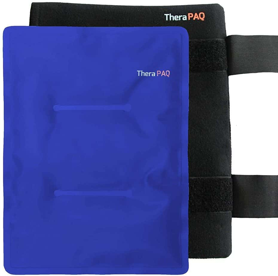 TheraPAQ Ice Pack Knee Wrap