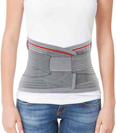 ORTONYX lumbar support belt