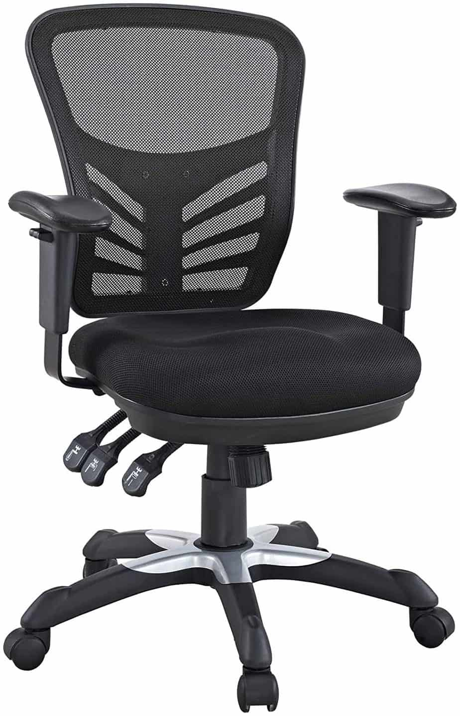 Modway Articulate Ergonomic Mesh Office chair - best office chair for sciatica