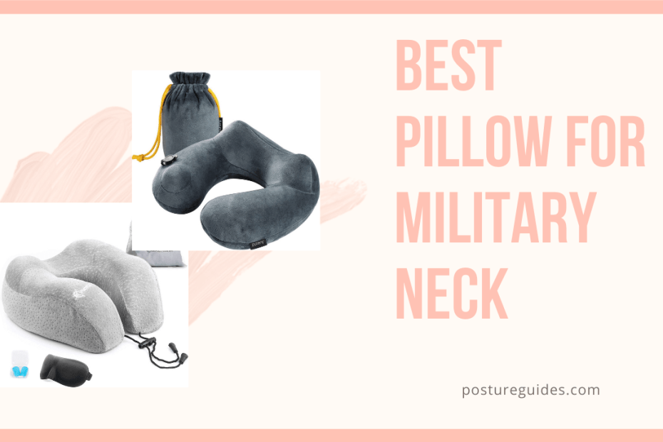 Best Pillow For Military Neck