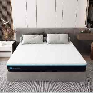 AvencoStore 12 inches king memory foam mattress