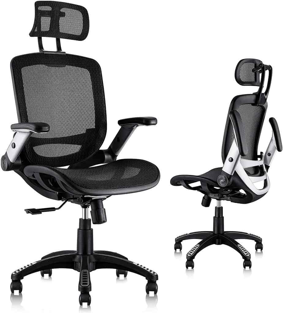 Garbrylly Ergonomic Mesh Office Chair