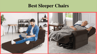 7 Best Sleeper Chairs That Can Improve Your With Sleep
