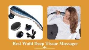 Wahl Deep Tissue Massager