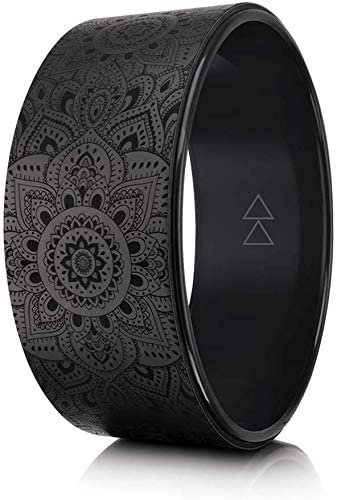 Yoga Design Lab PU wheel mandala night