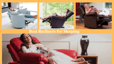 7 Best Recliners For Sleeping