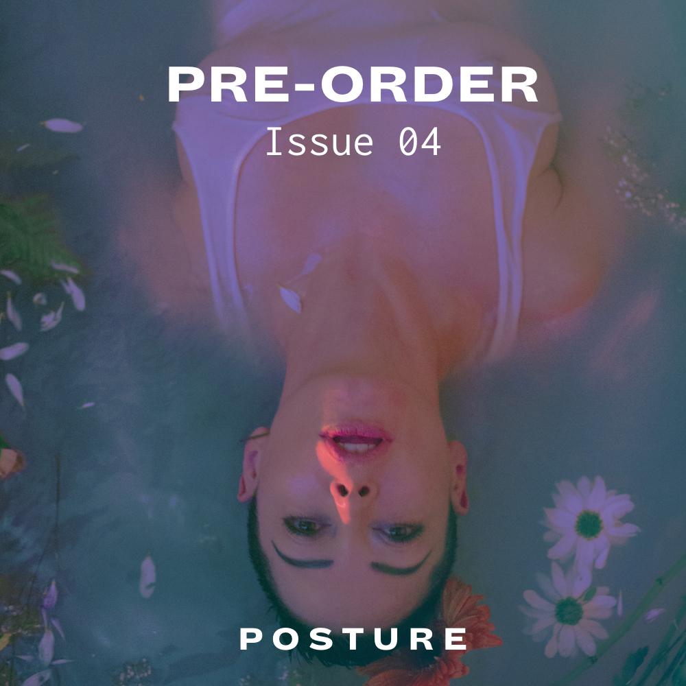 Rose McGowan Posture Magazine
