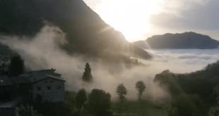 Mar de nubes Tresviso Cantabria