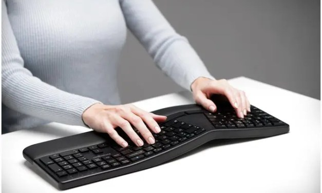 Kensington Pro Fit Ergo Keyboard Review