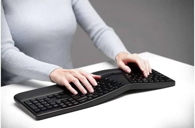 Kensington Pro Fit Ergo Keyboard Review