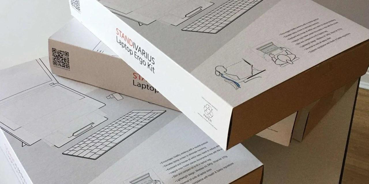 Standivarius Laptop Ergo Kit Review