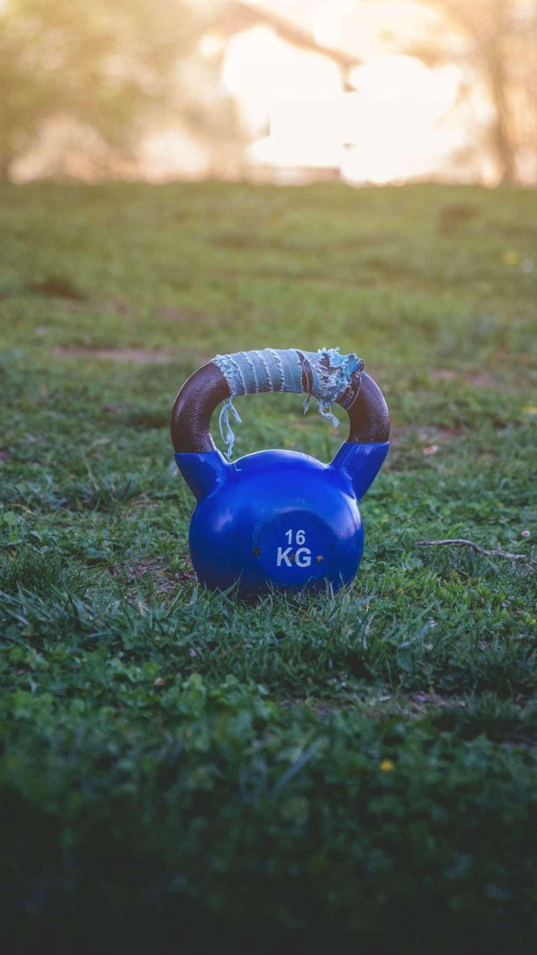 crossfit kettlebell posture
