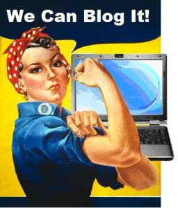 Determination to overcome blogging challenges