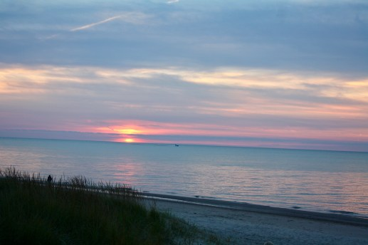 Lake Huron Sunset