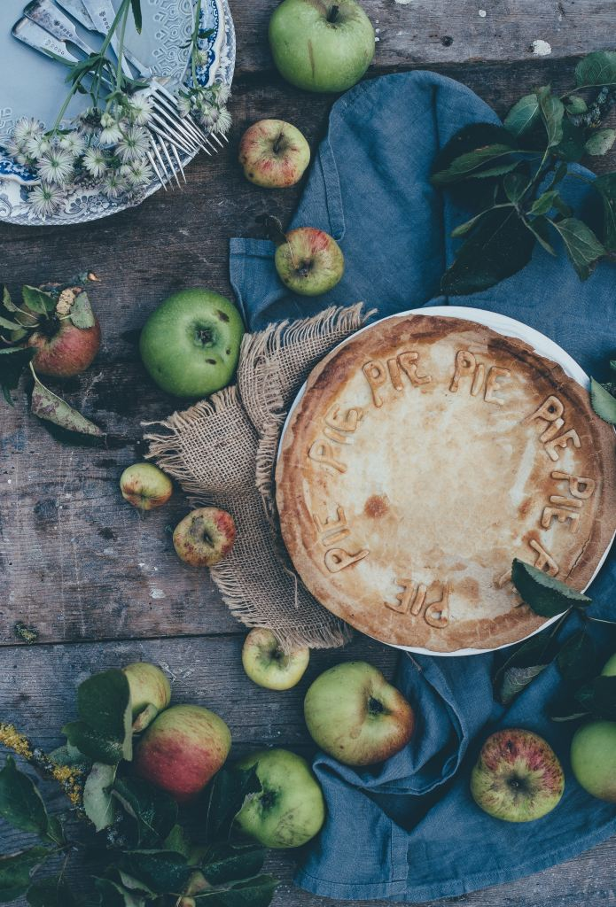 Pi Day -- Will you bake a pie? -- Photo by Annie Spratt on Unsplash