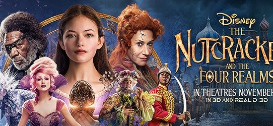 the nutcracker four realms 2018