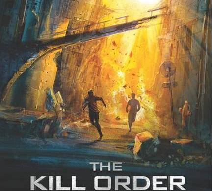 novel the kill order