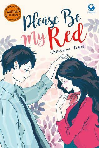 please be my red cover