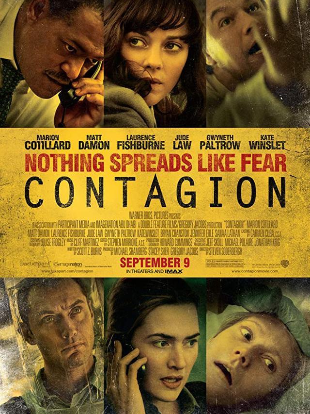 film contagion (2011)
