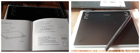 pen tablet huion