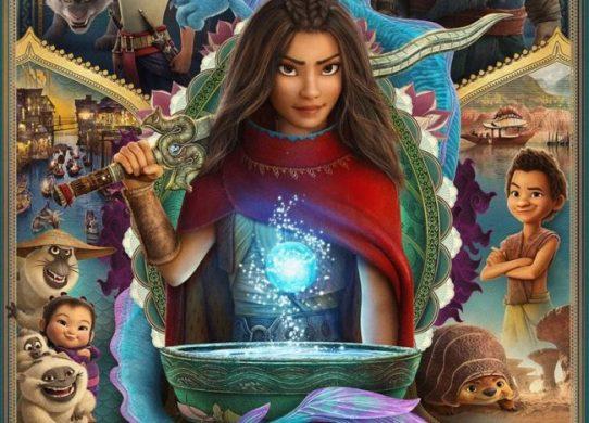 film raya and the last dragon