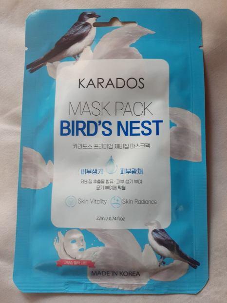 masker karados bird's nest