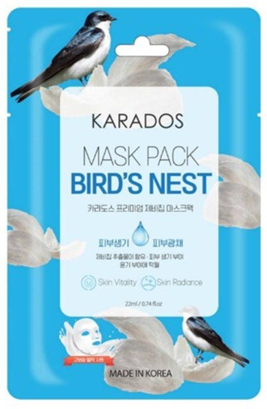 Review Masker Karados Mask Pack Birds Nest