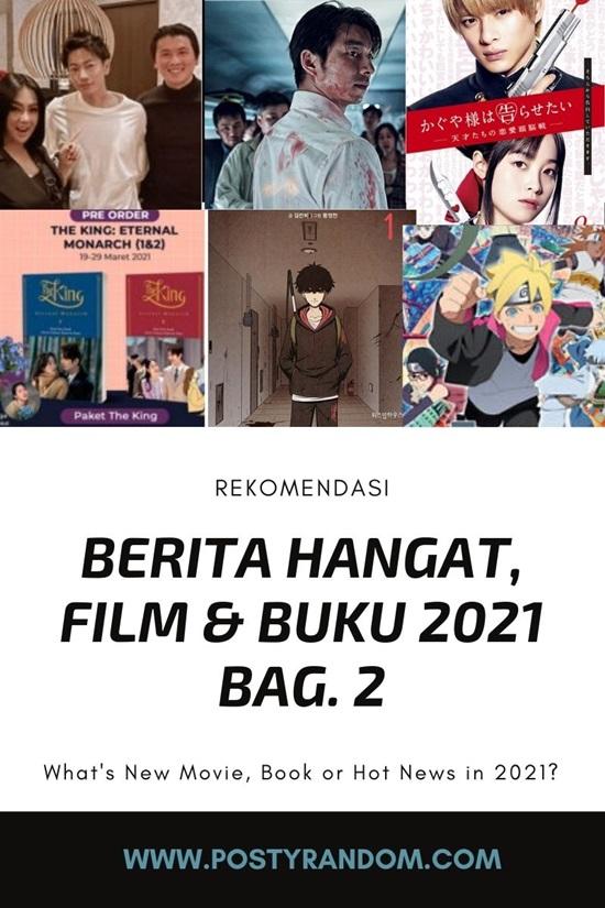 berita buku film 2021 2
