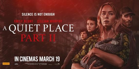 sinopsis review film a quiet place 2