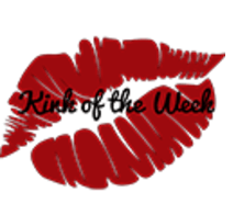Lipstick stain Kink of the Week words