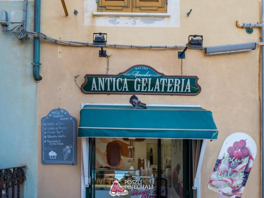 Antica Gelateria Amedeo - Genua, Liguria