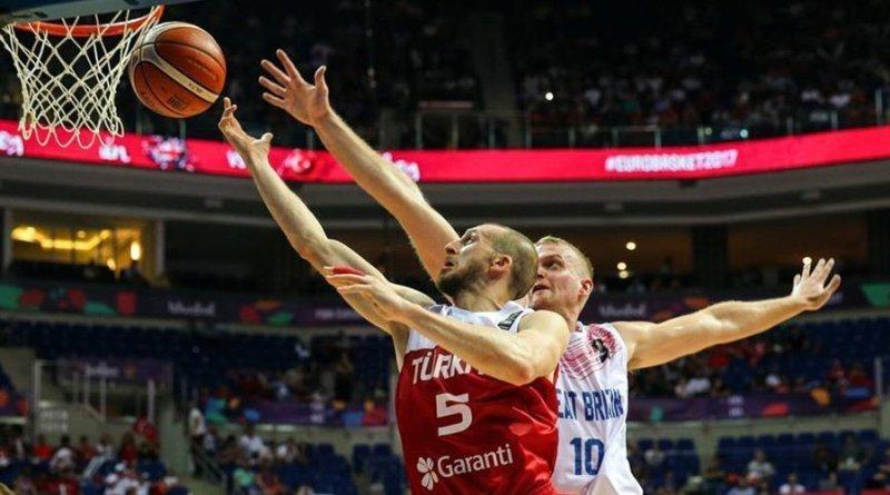 Gunun Maclari Euroleague Turkiye Basketbol Ligi Nba