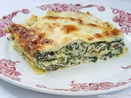 Lasagne de blettes Image