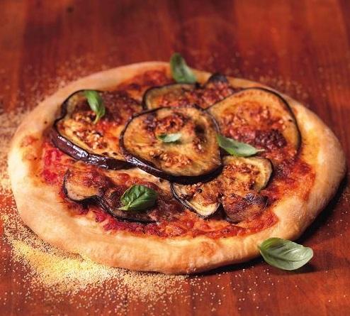 Pizza à l