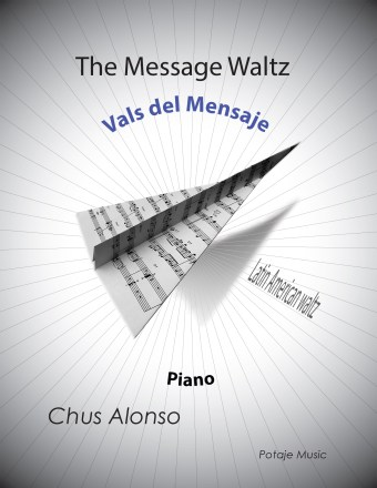 Vals del Mensaje FRONT Cover - The Message Waltz