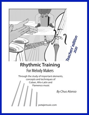 Cover page Rhythmic Training 792x1024 - Educational Materials