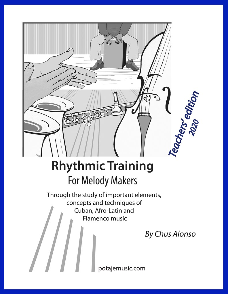 Cover page Rhythmic Training 792x1024 - Music Education