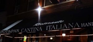 Boston's Cantina Italiana